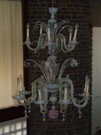 Boscardin mobili - 61 - Lampadario murano autentico